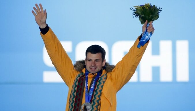 29 латвийских спортсменов получат премии от государства на сумму 400 000 евро