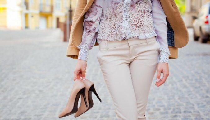 Saudzēsim kājas! Kā jaunus apavus padarīt ērtākus