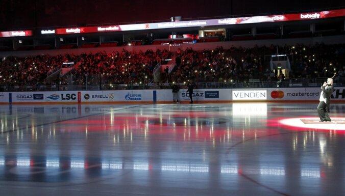 Pagarināts talismana konkursa termiņš 2021. gada PČ hokejā