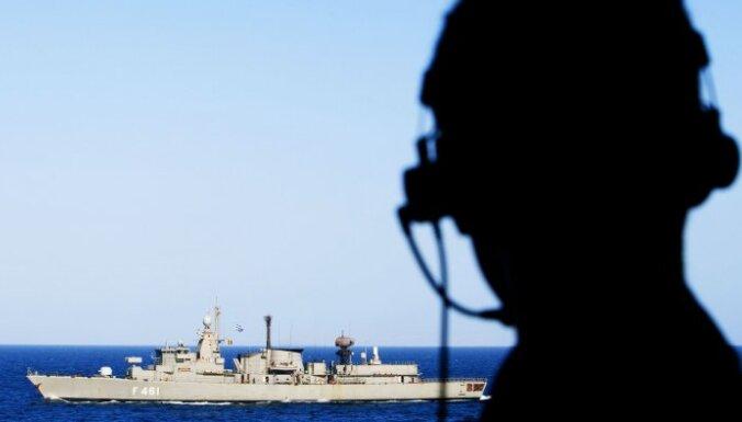 Корабли НАТО вошли в Черное море для совместных учений с Украиной