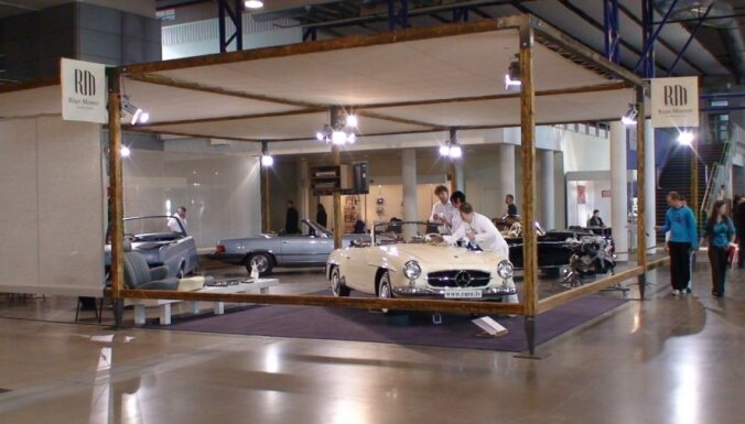 Auto restaurācijas darbus Latvijā pasūtina pat no Singapūras
