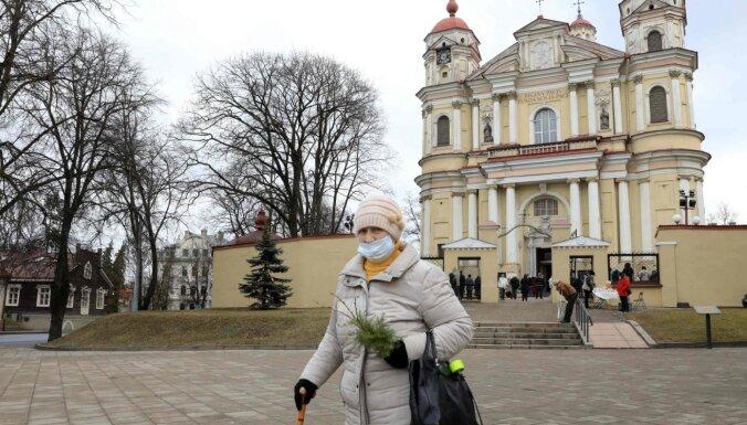 Igaunijā inficēšanās ar koronavīrusu atklāta vēl 179 cilvēkiem; Lietuvā – 655 saslimušie