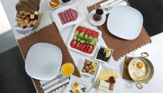 10 gardas receptes brīvdienu brokastīm