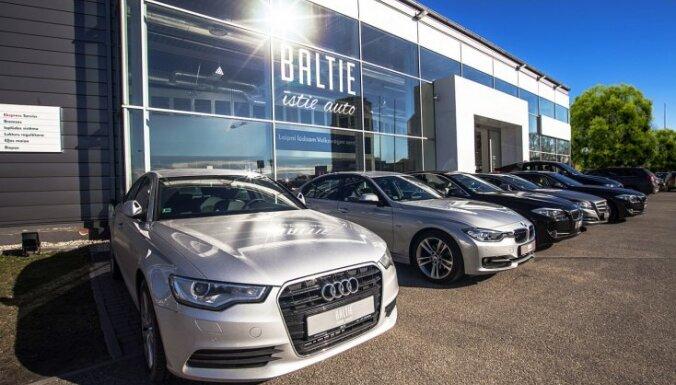 Auto no Vācijas ar garantiju – tikai 20% iemaksa