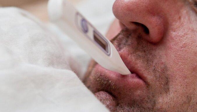 На прошлой неделе в Латвии зарегистрировано всего два случая гриппа