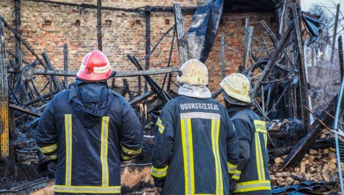 ГПСС: за сутки жертвой пожара стал один человек