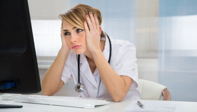 E-veselība – Atbalsta dienestā vislielākā interese par slimības lapām un receptēm