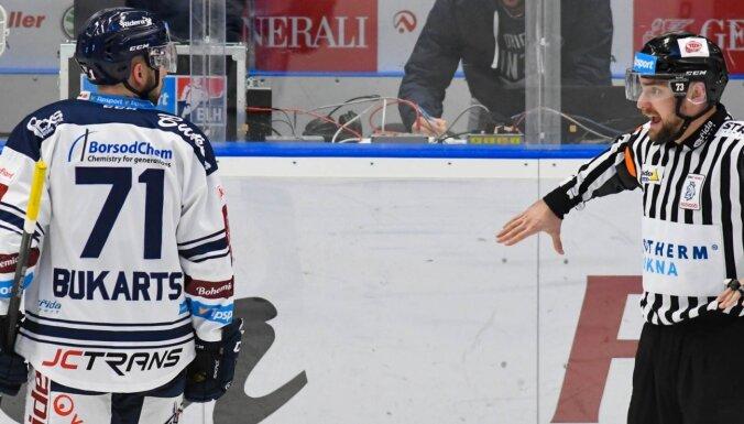 Bukarts, Cibuļskis, Galviņš un Freibergs rezultatīvi Čehijas čempionātā