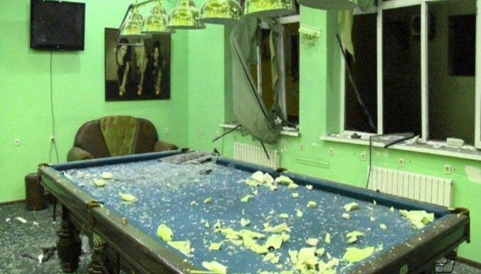 Krievijas drošības spēki pēc uzbrukuma restorānam nogalinājuši septiņus kaujiniekus