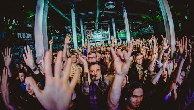 Martā Tallinā - Baltijā vērienīgākais pilsētas mūzikas festivāls 'Tallinn Music Week'