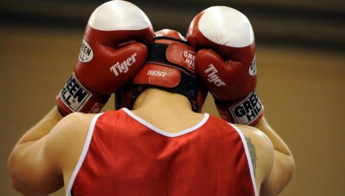 В Риге проходит старейший турнир по боксу