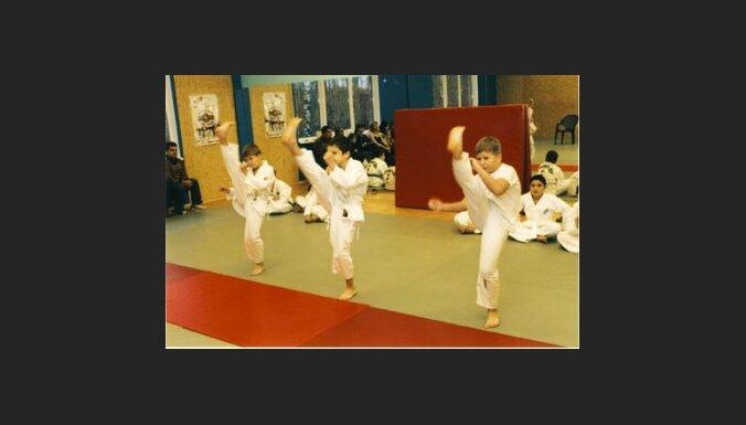 karate, Mevi gym