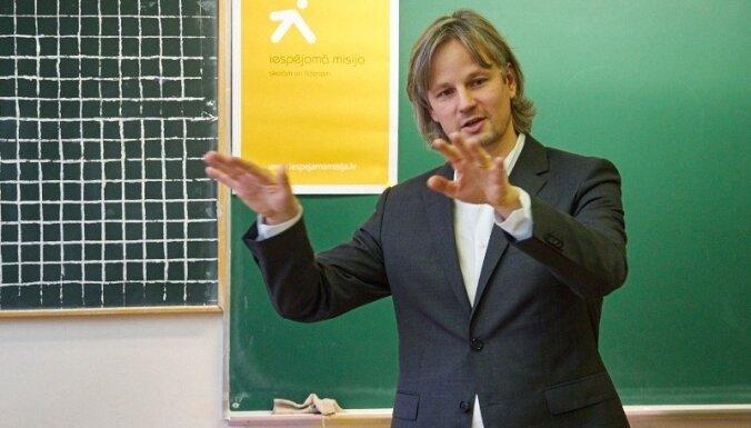 Глава Swedbank: к рекомендациям Moneyval нужно отнестись очень серьезно