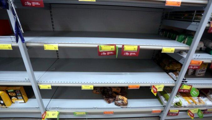 Ekonomisti: konservu un griķu pirkšanas histērija beigusies, uzplaukst 'Dari pats' segments