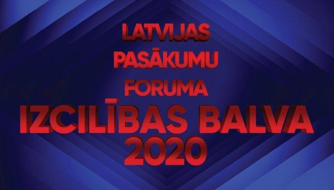 Trešdien, 24. martā, paziņos 2020. gada izcilākos Latvijas pasākumus un notikumus