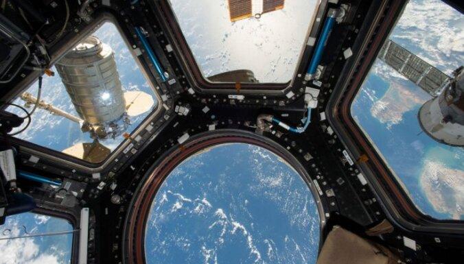 Video: Uz Starptautisko kosmosa staciju devies Krievijas kravas kuģis