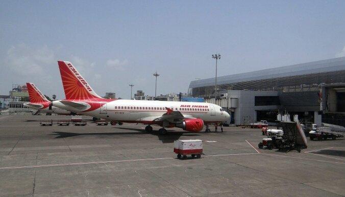 Hakeri nozaguši 4,5 miljonus 'Air India' pasažieru datu