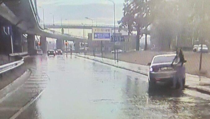 ФОТО. Полиция ищет свидетелей трагического ДТП, в котором погиб байкер