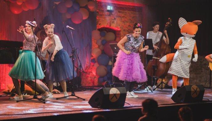 Tuta koncertos 'Vasaras ceļojums' priecēs bērnus 10 Latvijas pilsētās