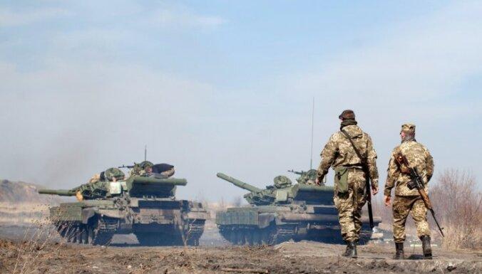 'Vaivaros' rehabilitācijas kursu sāk astoņi Ukrainas karavīri