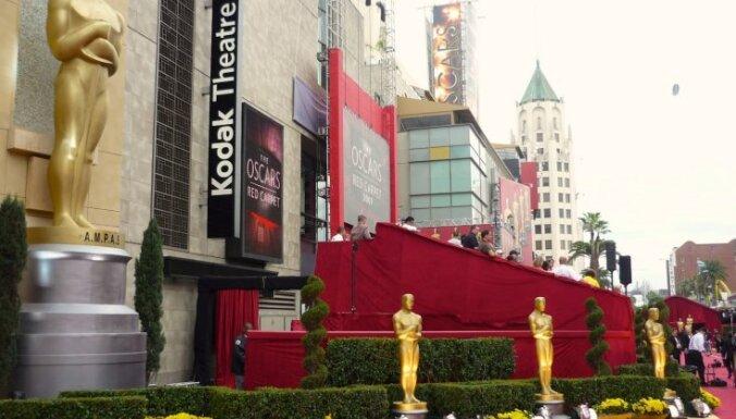 Holivudā notiks 'Oskara' balvas ceremonija