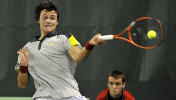 После реформы АТР в новом рейтинге остались лишь два латвийских теннисиста
