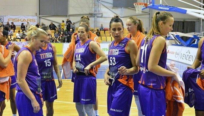 'TTT Rīga' basketbolistes iekļūst FIBA Eirokausa izslēgšanas turnīrā