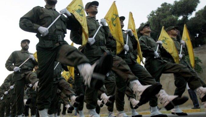 Dažas ES dalībvalstis iebilst pret 'Hizbollah' iekļaušanu 'melnajā sarakstā'