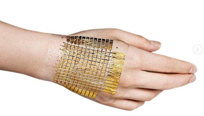 """Что такое """"электронная кожа"""" и как она поможет следить за здоровьем"""