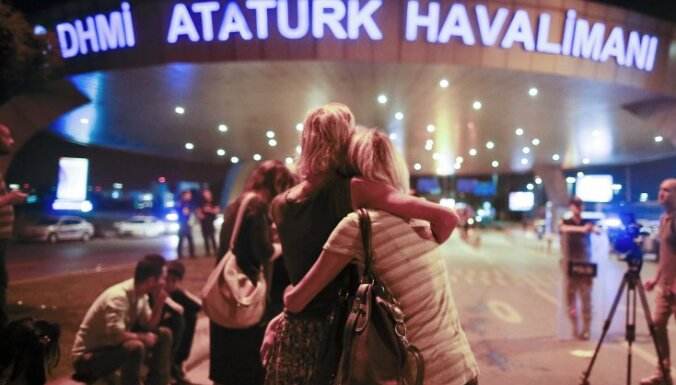 Атака террористов на аэропорт Стамбула: 41 погибший, 147 раненых