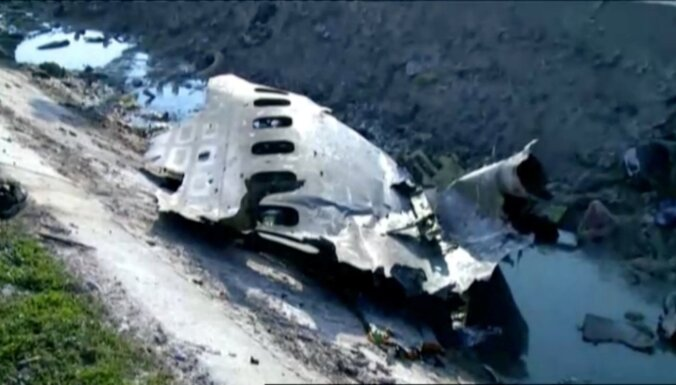 МИД Украины раскритиковал отчет Ирана о крушении лайнера