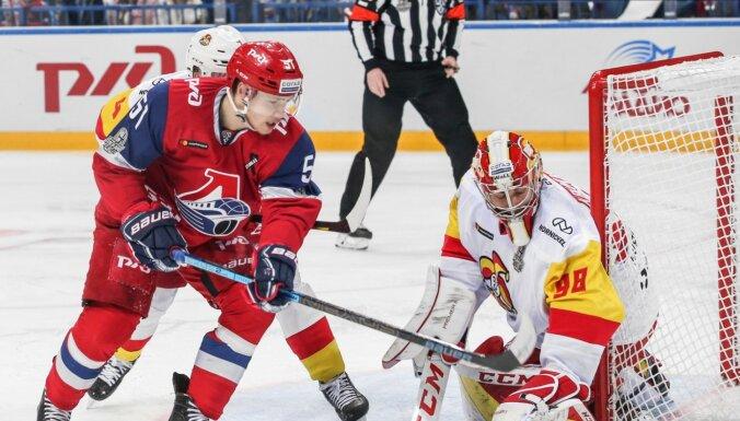 'Jokerit' ievērojot Somijas valdības ieteikumus, atsauc dalību no KHL izslēgšanas spēlēm