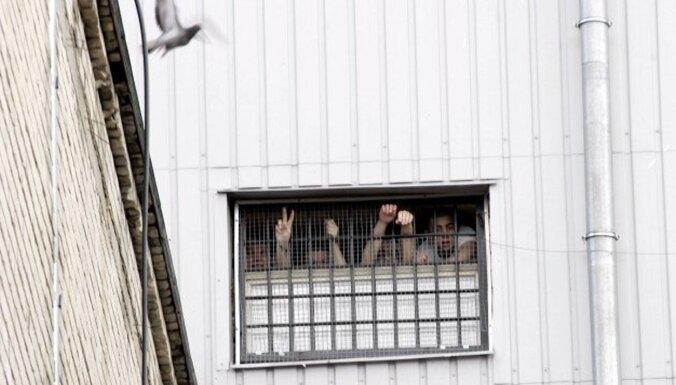 Rīgas Centrālcietumā ar Covid-19 inficējušies 65 ieslodzītie; karantīna pagarināta līdz decembra vidum