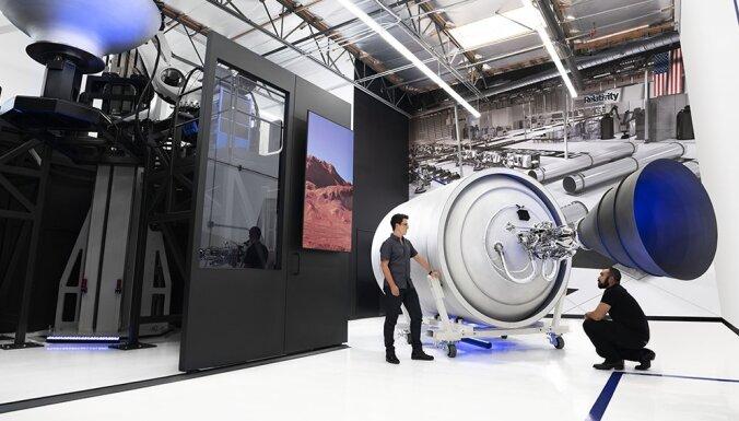 No 3D printera Zemes orbītā – ambiciozs jaunuzņēmums izstrādā drukājamas raķetes