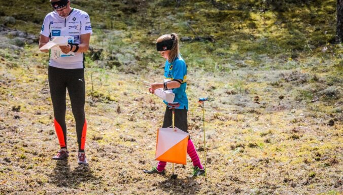 Aktīva apkārtnes iepazīšana: aicina uz orientēšanās sacensībām Kurzemē