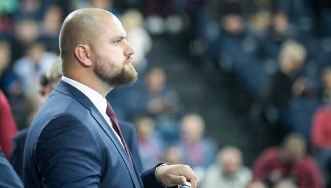 Štālbergs kļūst par Latvijas vīriešu basketbola izlases ģenerālmenedžeri