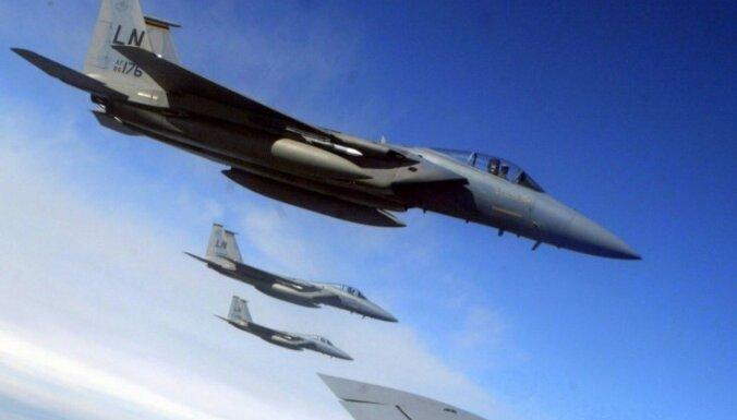 Истребители НАТО поднялись в воздух из-за летевшего над Балтийским морем российского самолета