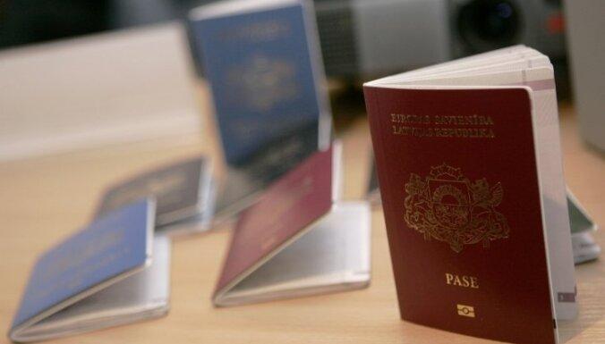 Pasu mobilās darbstacijas izbraukumā Īrijā Latvijas pilsonībā reģistrēti pieci bērni