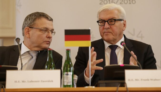 Вышеградская четверка подтвердила отказ от квот на беженцев
