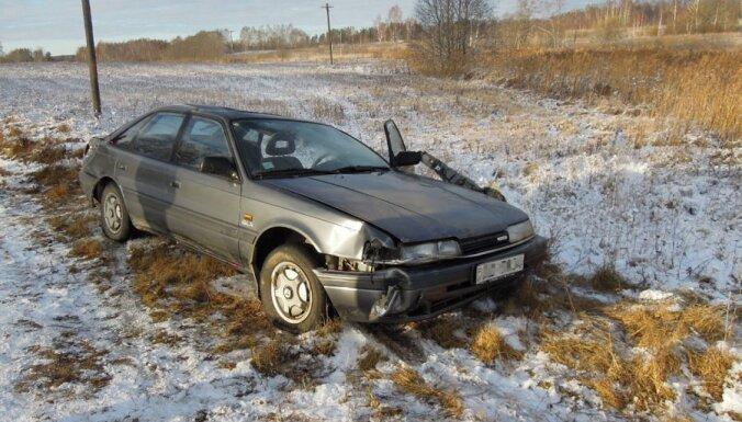 Avārija Krāslavas novadā - traģiskākais negadījums pēdējo gadu laikā