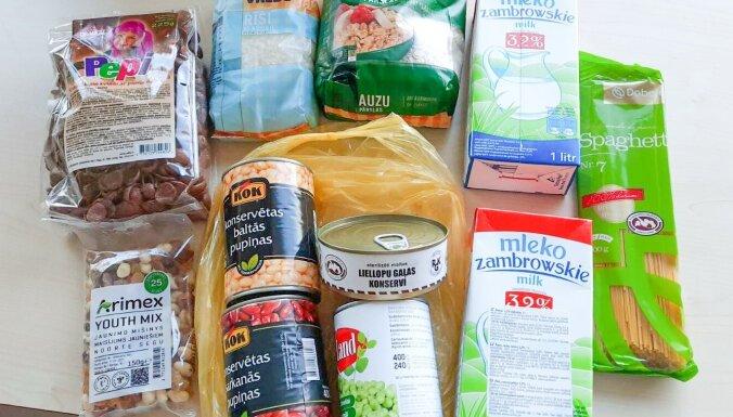 Pārtikas paciņas attālināto mācību laikā: cik veselīgas un ko pagatavot