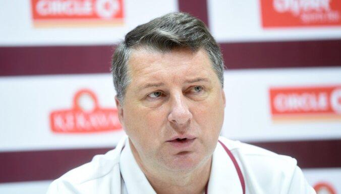 Jauno Latvijas basketbola izlases treneri cer atrast trīs mēnešu laikā