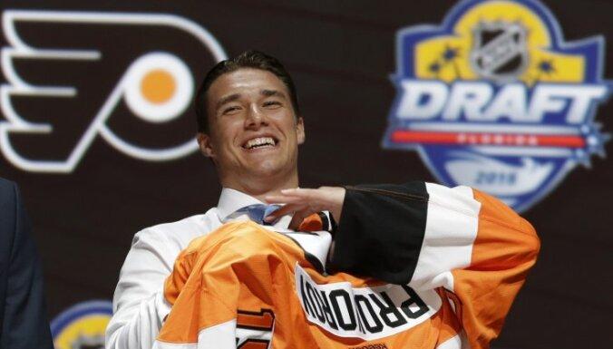 Клубы НХЛ задрафтовали 18 россиян — повторение 2004 года