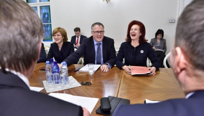 Čigāne: pienācis laiks izvērtēt, vai Āboltiņai jāturpina vadīt 'Vienotību'
