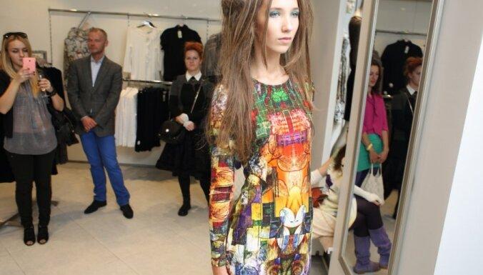 Trikotāžas apģērbu ražotājs 'Rita' nopietni klauvē pie Latvijas modes pasaules durvīm un prezentē jauno kolekciju