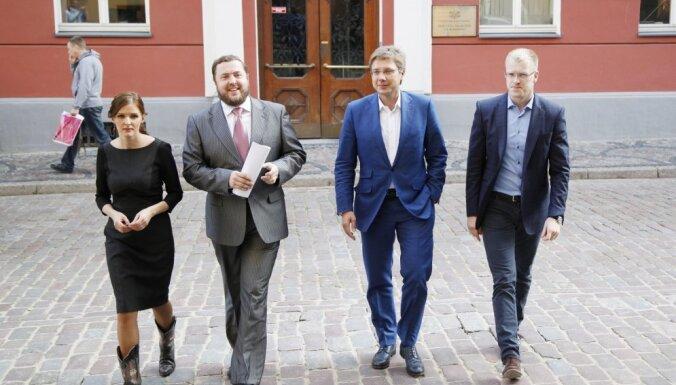 """""""Согласие"""" подало в Сейм подписи против продажи Citadele"""