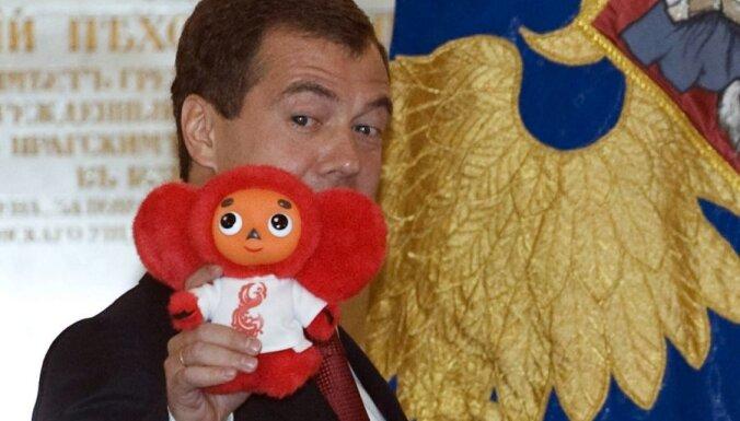 Strīdas par tiesībām ražot rotaļlietu 'Čeburaška'