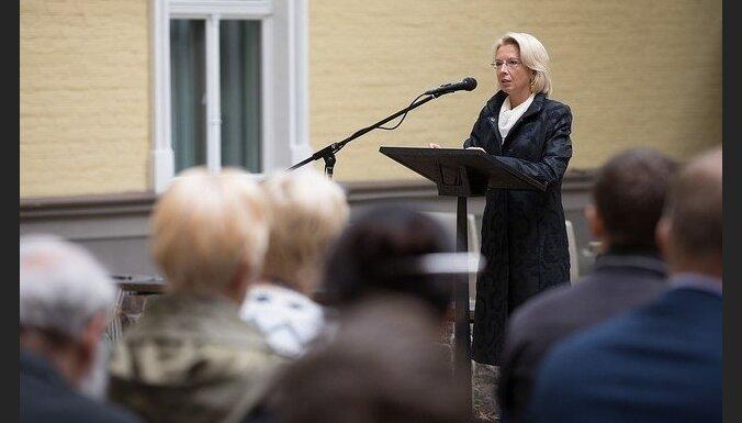Mūrniece: Jāzeps Rancāns jāgodina kā Saeimas priekšsēdētājs trimdā
