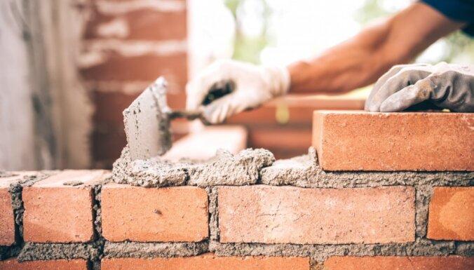 Затраты на строительство в Латвии в мае выросли на 2%