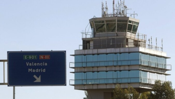 Apšaudes dēļ uz laiku slēdz Milānas lidostu
